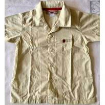 Camisa Guess manga curta - tam 2 anos - 2 anos - Guess