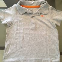 Camiseta Polo Carter´s - tam 24 meses - 18 a 24 meses - Carter`s