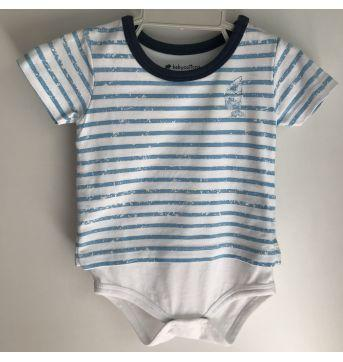 Body Baby Cottons 6 meses - 6 meses - Baby Cottons