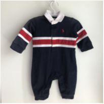 Macacão Infantil Ralph Lauren - 3 meses - Ralph Lauren