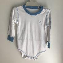 Body Baby Cottons - 9 a 12 meses - Baby Cottons