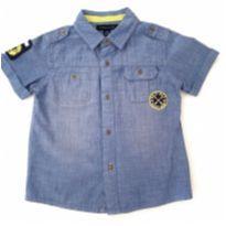 Camisa manga curta Tommy Hilfiger 2 anos - 2 anos - Tommy Hilfiger