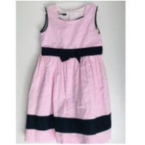 Vestido Rosa Mini Sailor Tamanho 6 - 6 anos - Mini Sailor