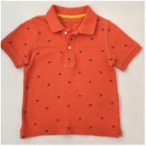 Camiseta polo Tommy Hilfiger tamanho 3 - 3 anos - Tommy Hilfiger
