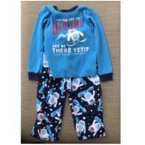 Conjunto Pijama Carter's Tamanho 3