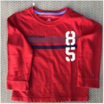 Camiseta Tommy Hilfinger Tamanho 3 - 3 anos - Tommy Hilfiger