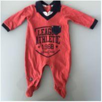 Macacão Baby Classic 3 meses - 3 meses - Baby Classic