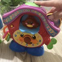 2 Brinquedos Fisher Price musicais, brincando e aprendendo -  - Fisher Price