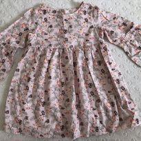 Vestido floral baby GAP - 24 a 36 meses - Baby Gap
