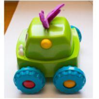 Meu Primeiro Carrinho - Veículo Monstro - Verde - Fisher-Price -  - Fisher Price