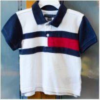 Camisa polo Tommy Hilfiger 18-24 meses - 18 a 24 meses - Tommy Hilfiger