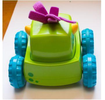 Meu Primeiro Carrinho - Veículo Monstro - Verde - Fisher-Price - Sem faixa etaria - Fisher Price
