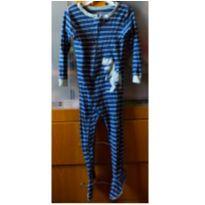 Pijama macacão Carter´s 3 anos Dinossauro - 3 anos - Carter`s