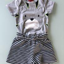 0024. Conjunto infantil Kyly - 3 meses - Kyly