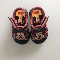 0053. Sandália infantil Mickey - 17 - green/grandene/klin