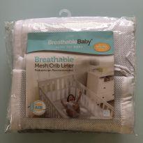 0057. Tela de proteção de berço - Breathable Baby
