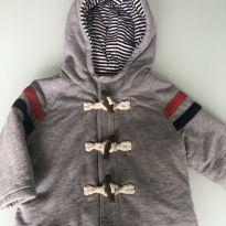 0067. Casaco Moleton Grosso Baby GAP - 6 meses - Baby Gap