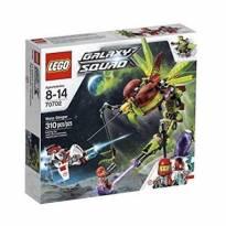 Lego 70702. Ferrão Contorcido - Sem faixa etaria - Lego