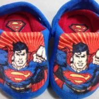 Pantufa super- homem - 27 - Não informada
