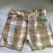 Bermudinha Milon com regulador na cintura - 2 anos - Milon