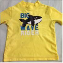 Camiseta com protetor solar Carters - 2 anos - Carter`s