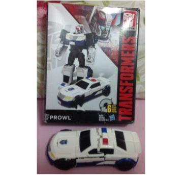 Carrinho Transformers - Sem faixa etaria - Hasbro