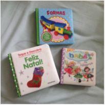 Kit 3 Livrinhos para bebês e crianças -  - Não informada