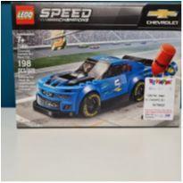 Lego carrinho azul -  - Lego