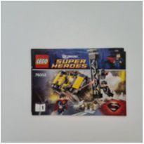 Lego 76002 Super Herói -  - Lego