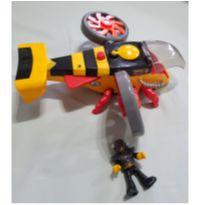 Helicóptero  Imaginext -  - Mattel