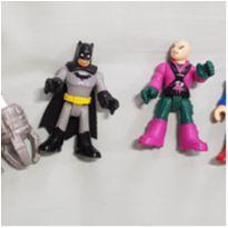 Kit 4 bonecos Imaginext -  - Mattel