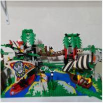 6278 - Lego Enchanted Island 412 peças (ilha) -  - Lego