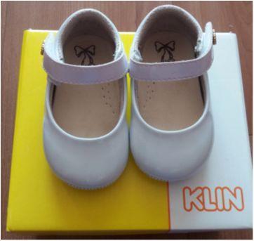 Sapato Branco  Klin - 17 - Klin