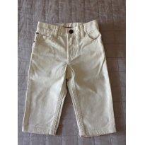 Calça Jeans Cru TOMMY HILFIGER - 6 a 9 meses - Tommy Hilfiger