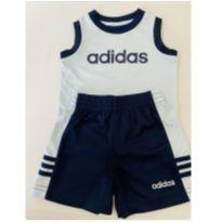 Conjunto Adidas - 3 meses - Adidas