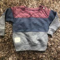 Blusa de Moleton - 3 a 6 meses - Early  Days