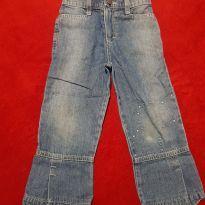 Calça jeans 3 anos - 24 a 36 meses - Noruega