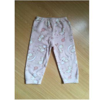 Calça Flanelada de Pijama - Ami de Lit - 2 anos - Ami de lit