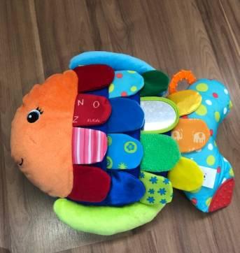 Peixe Flippo - Ks Kids - Sem faixa etaria - KS Kids