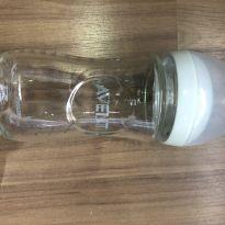 Mamadeira AVENT em vidro (não acompanha bico) 240 ml -  - Avent Philips