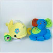 2 itens para bebê -  - LOVE BABY e Tuka Toy