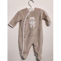 MACACÃO PLUSH - 0 a 3 meses - Koala Baby