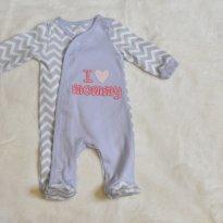 BODY I LOVE MOMMY - Recém Nascido - Koala Baby