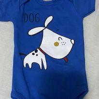 Body dog - 0 a 3 meses - Não informada