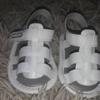 Sandalia branca Pimpolho n2 - 15 - Pimpolho