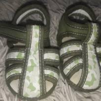 Sandalia camuflada unipasso - 15 - unipasso