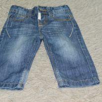 Calça jeans Tigor - 9 a 12 meses - Tigor Baby