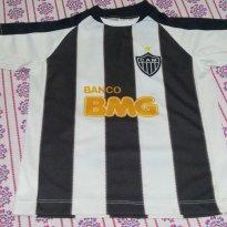 Camiseta Tradicional do Galo - 4 anos - Banco BMG