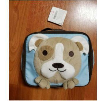 lancheira lunchbox gymboree pelúcia térmica cachorro - Sem faixa etaria - Gymboree