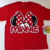 Camiseta  Minnie - 2 anos - Disney